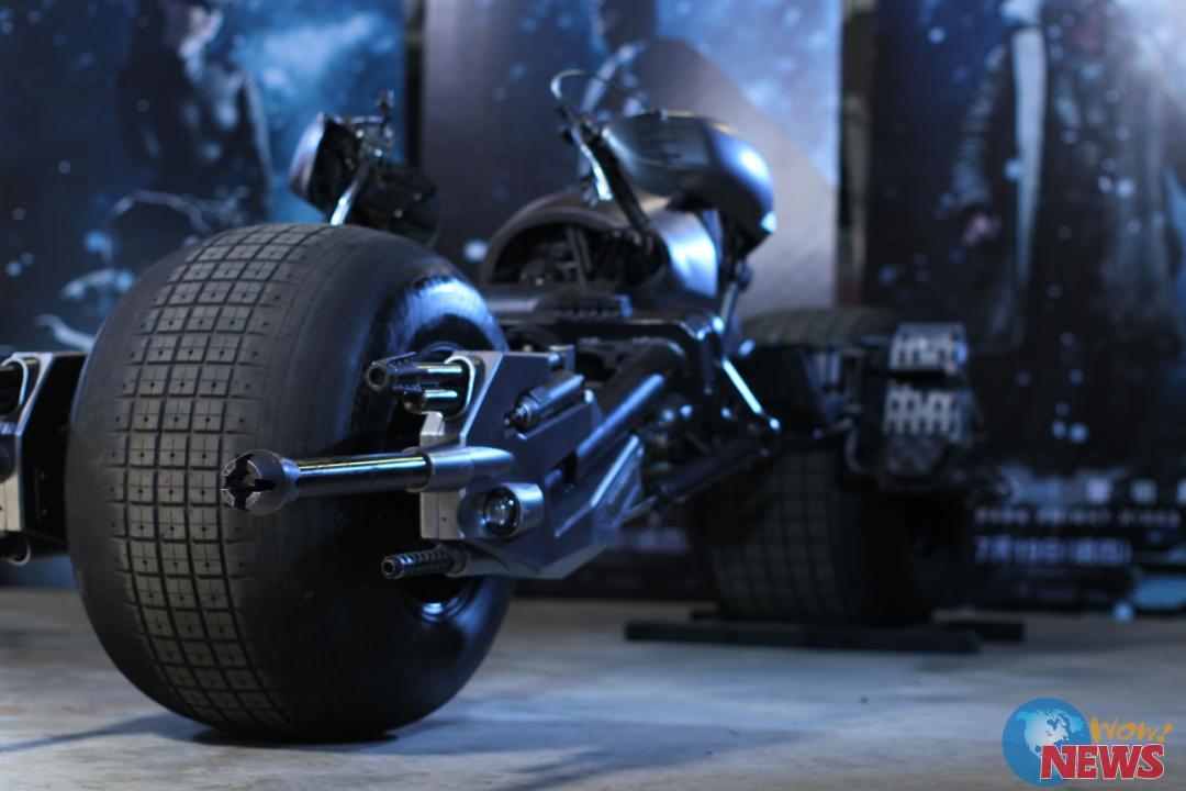 Wow!NEWS新闻网|蝙蝠摩托车7/14来台帅气3d冲压模具图纸图片