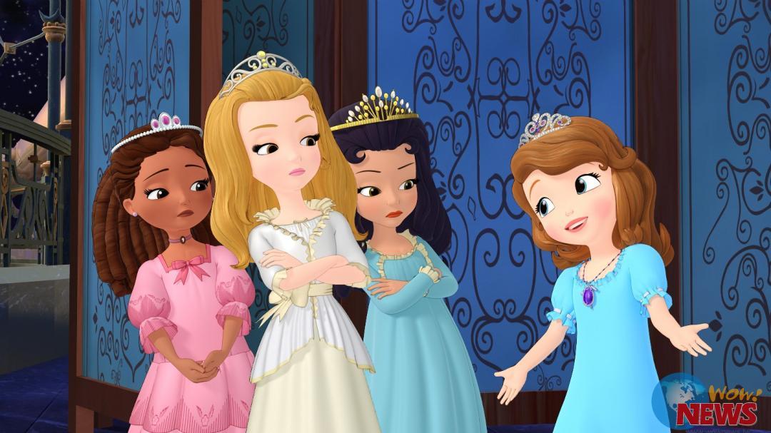 小公主苏菲亚全家福 > 图片列表   小公主苏菲亚简笔画-图片搜索