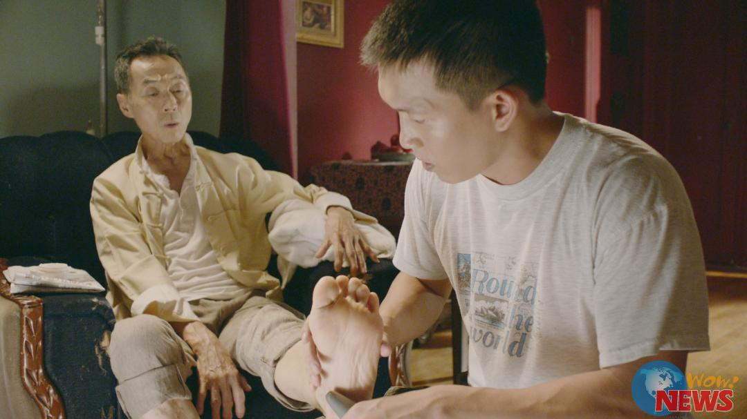 《你的今天和我的明天》北影首映 陈敏郎白内裤大放送