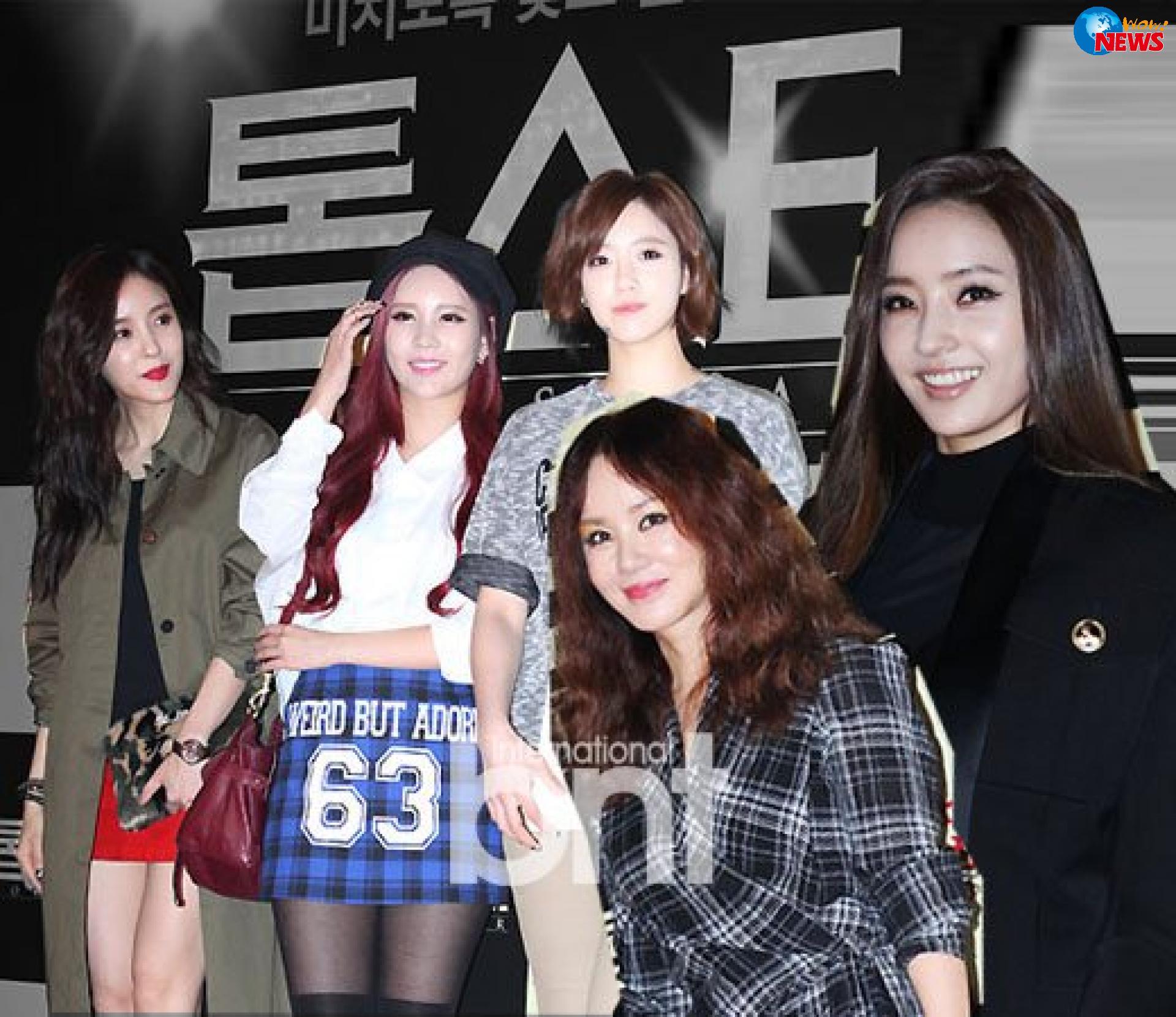 从女子组合到女演员」说出韩国演艺圈顶级明星的著装