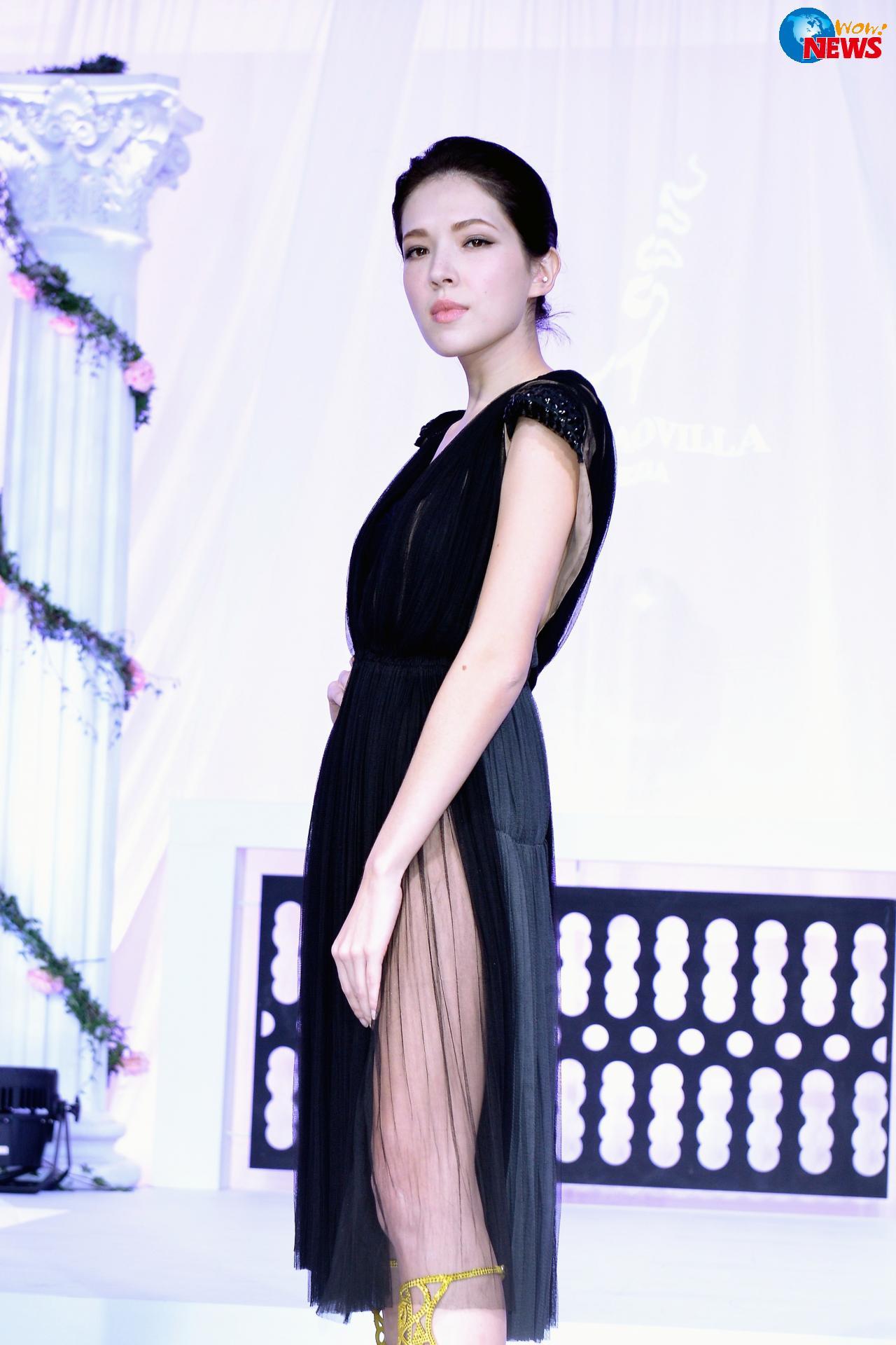 許瑋甯短髮鑽靴酷帥使壞 性感演繹春色輕奢華 Wow News新聞網