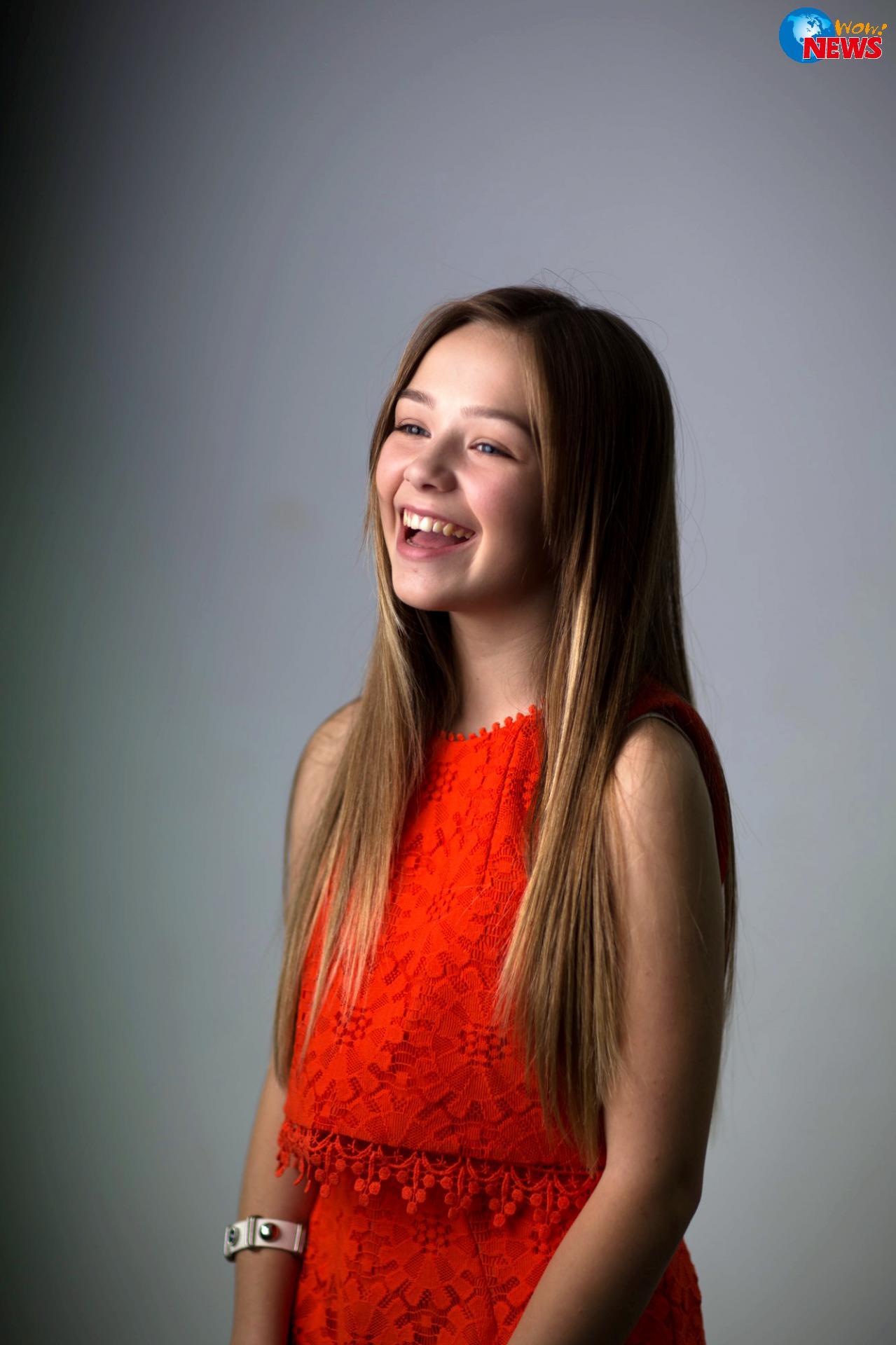 「英倫小星光」小康妮長大了 小女孩13歲大變身