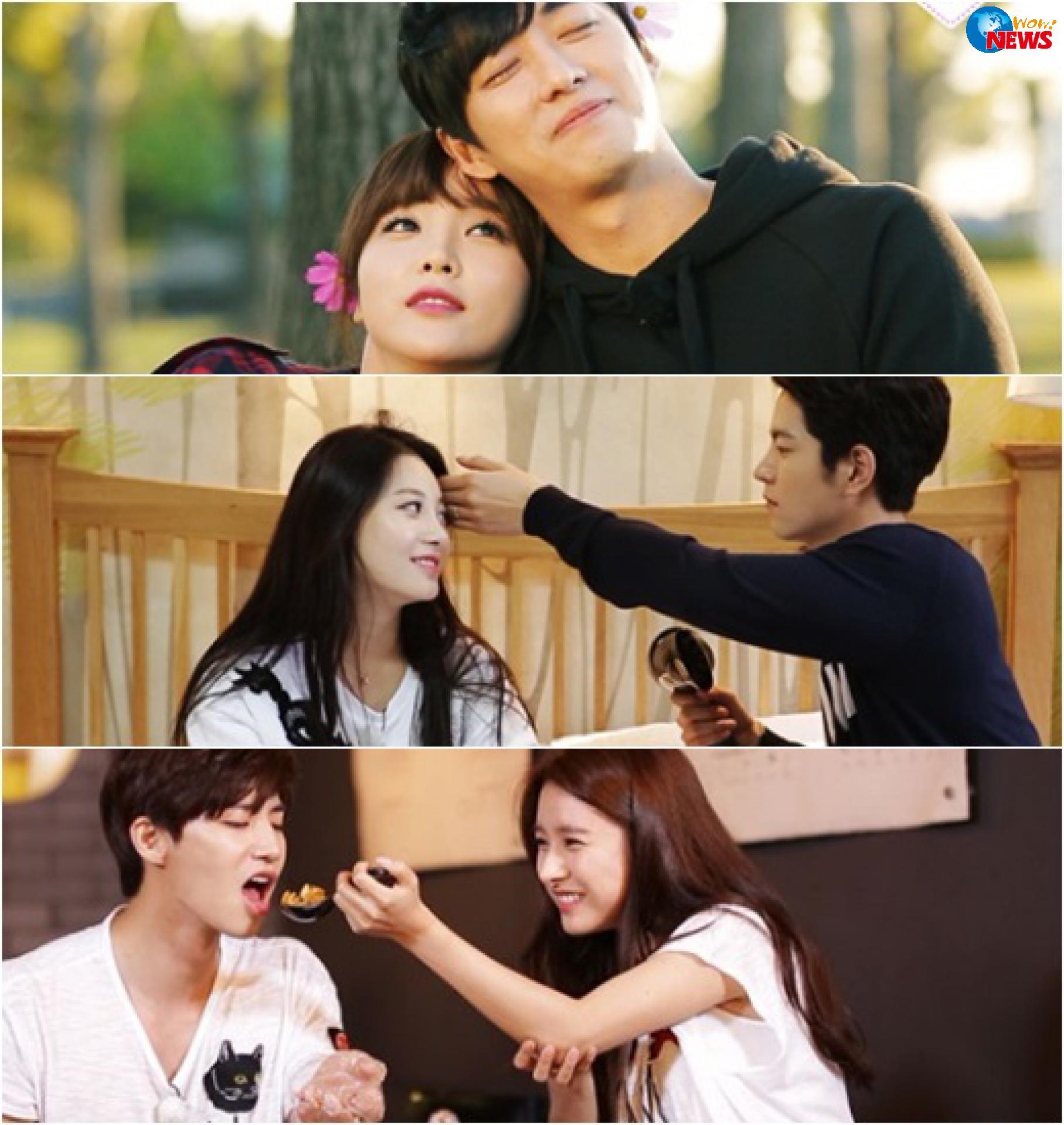 bnt新闻讯 mbc综艺节目「我们结婚了」第四季的人气超越了韩国国境