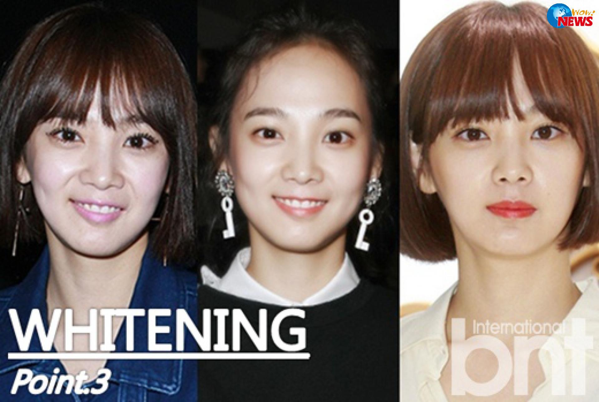 韩国高衣品女星李孝利金娜怜尹承雅美妆风格解析