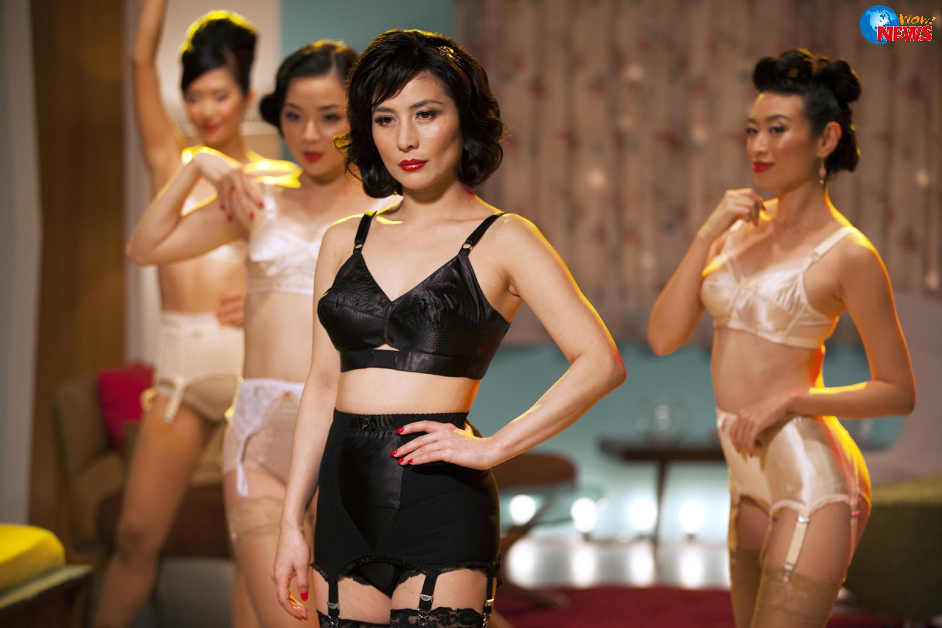无限春光27 挑战新加坡电影尺度 何超仪以图片